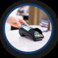solução para transação com cartão de crédito